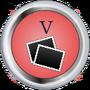 Photograph Badge Grade V
