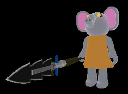 Roblox Piggy Tigry Weapon Elly Piggy Wiki Fandom