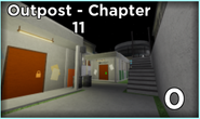 Outpost - Chapter 11 (Book 1)