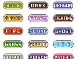Appendix:Pokémon Types
