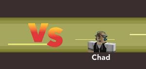 VS Gym Leader Chad
