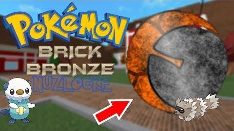 A new beginning - 01 Pokémon Brick Bronze Nuzlocke