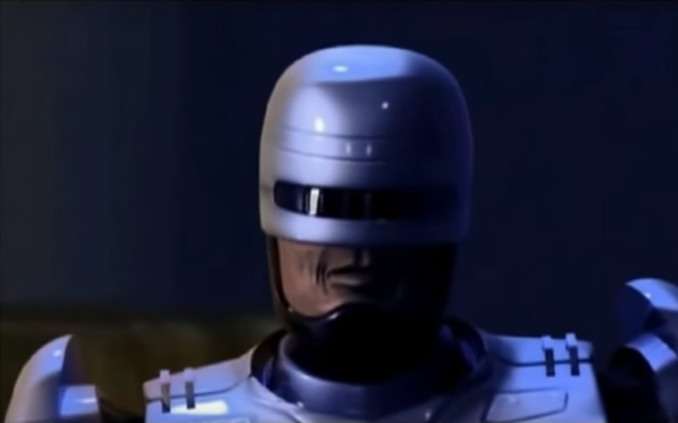 RoboCop/Video Game