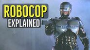 ROBOCOP (1987) STORY + CYBORG Explained