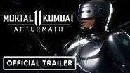 Mortal Kombat 11 Aftermath - Official Announcement & RoboCop Reveal Trailer