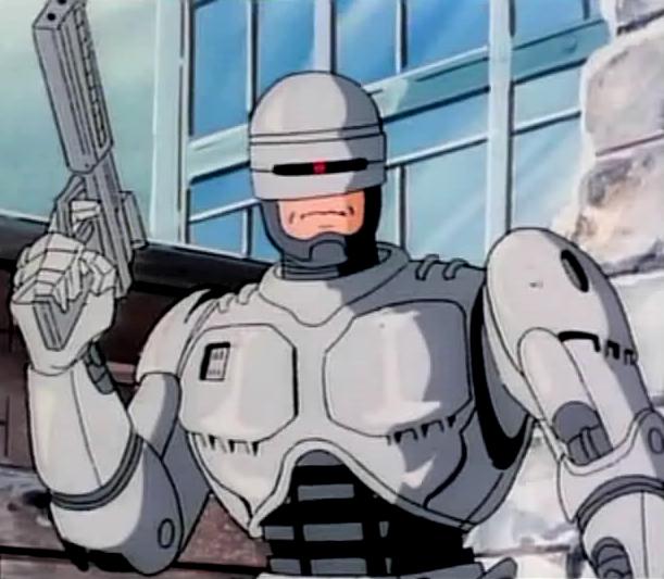 RoboCop/Animated