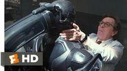 RoboCop (2014) - Emotional Overload Scene (4 10) Movieclips