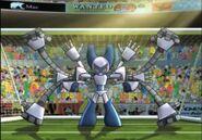 Robotboy football