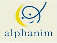 Alphanim 1997 logo