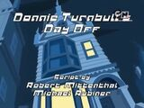Donnie Turnbull's Day Off