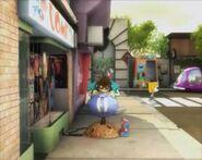 KND Robotboy Cartoon Network City bumper
