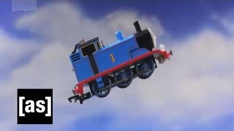 Blow Some Steam Robot Chicken Adult Swim