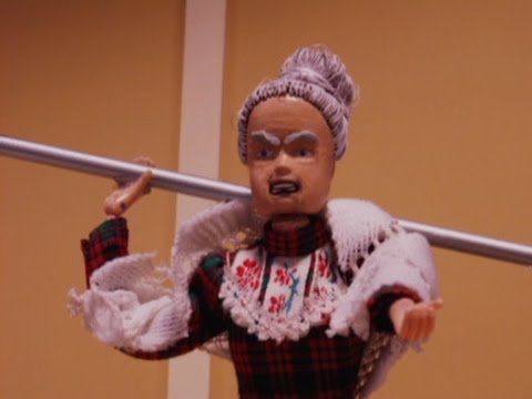 Grandma Fu (character)