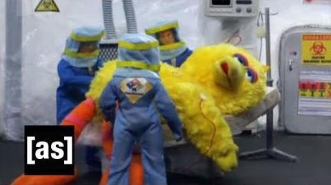 Sesame Street Quarantine