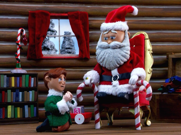Robot Chicken's Half-Assed Christmas Special