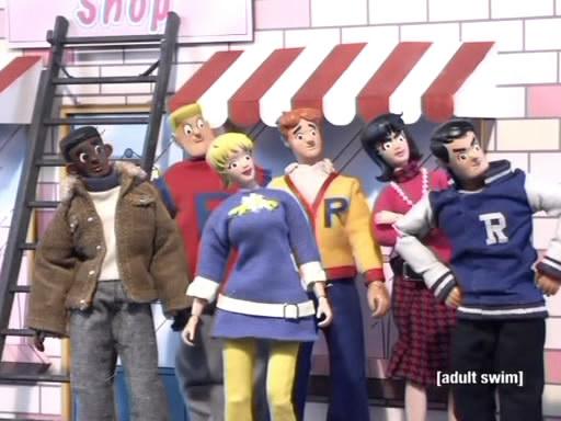 Archie's Final Destination