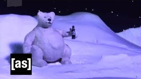 Sick Cola Bear - Robot Chicken - Adult Swim