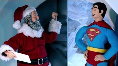 Santa Claus Vs