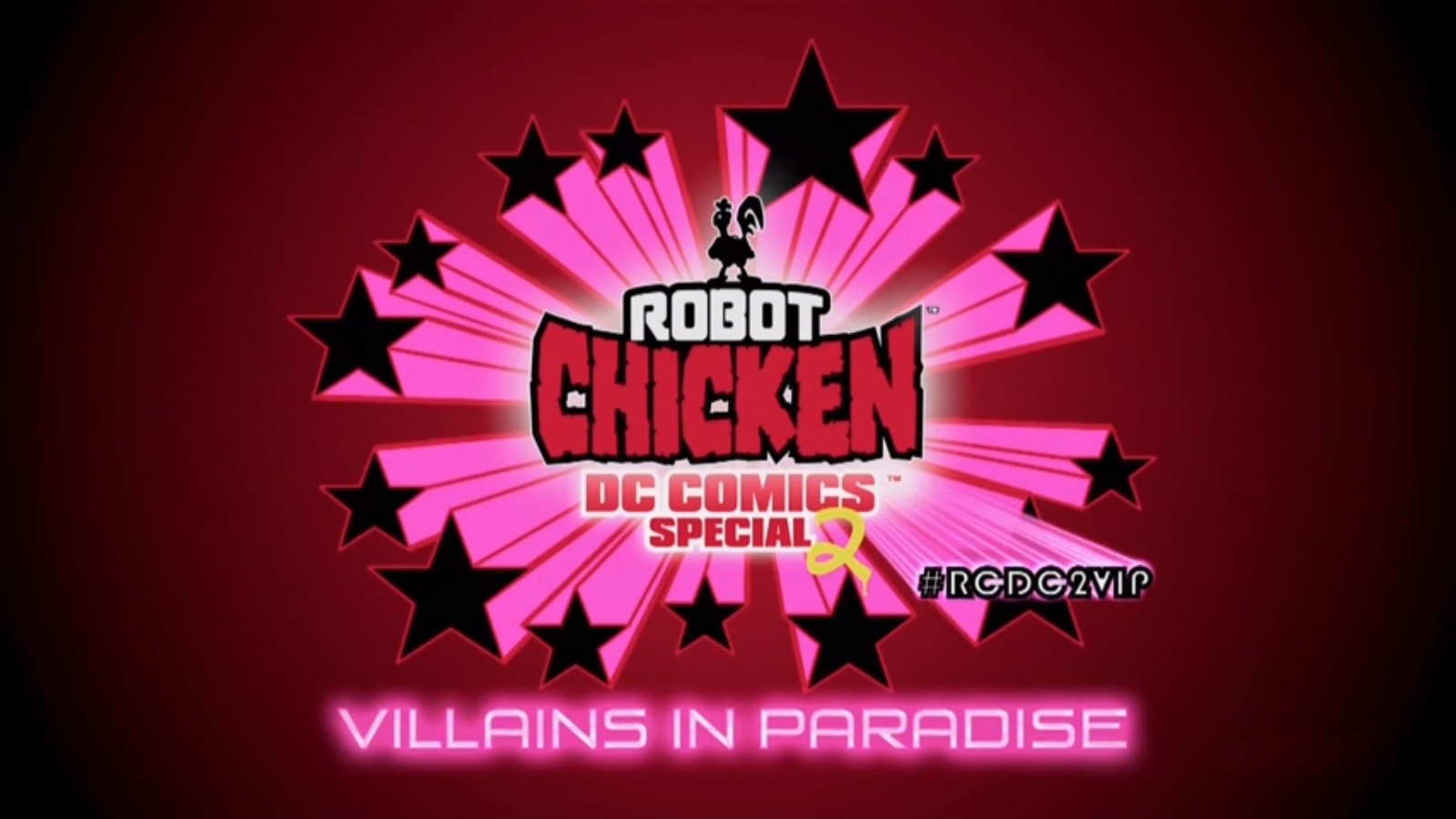 DC Comics Special II: Villains in Paradise