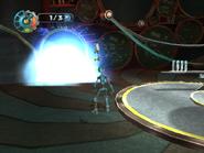 Electroblast Explosion