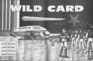 Gagarin Shuttle Robotech II Comic
