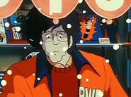 Rico Seasons Greetings Astro Boy and Godziilla