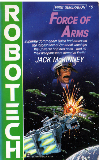 Force of Arms (novel)