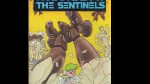 Robotech II The Sentinels - The Sentinels theme