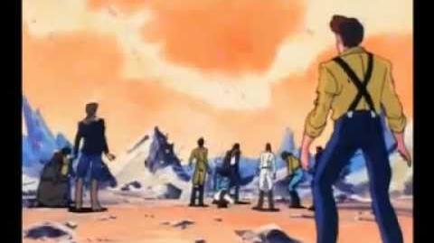 Robotech The Maters Flower of Life (Musica)