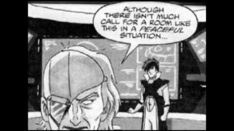 Robotech II The Sentinels ~ Episode 4 Good Mourning