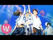 「Robotics;Notes」 Opening (N1- X360) 「Kakuchou Place」 《 Waifu2x - 4K 》