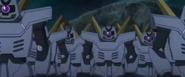 Large Mechtopian Soldier Bots