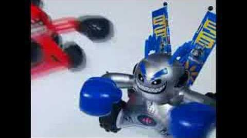 B2B - Fighting Robots Commercial