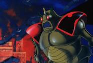 Mechtopian Army Leader AKA The Big Cheese Bot.