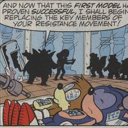 Eggman Robots