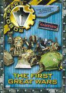 Scandinavian First Great Wars DVD