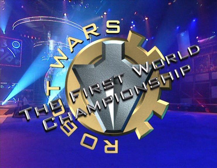 Robot Wars: Series 8/Heat 3