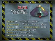 Elvis s1 stats