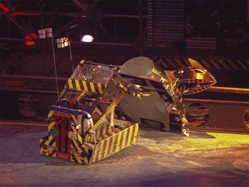 Robot Wars: The Third Wars