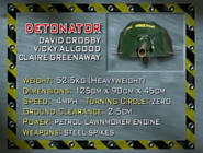 Detonator s1 stats