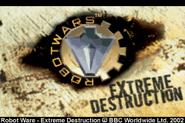 Extreme Destruction GBA logo