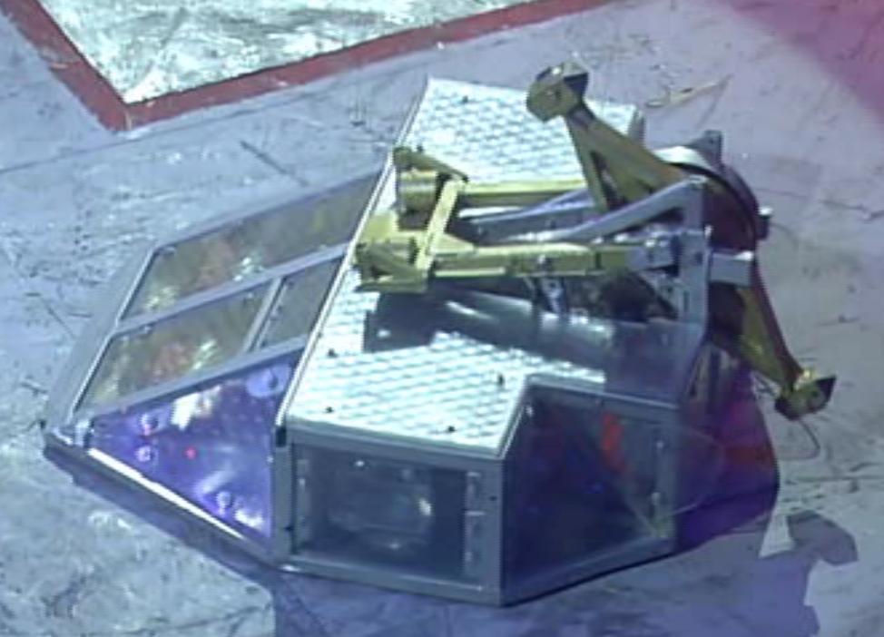 Robot Wars: The Fifth Wars/Heat E