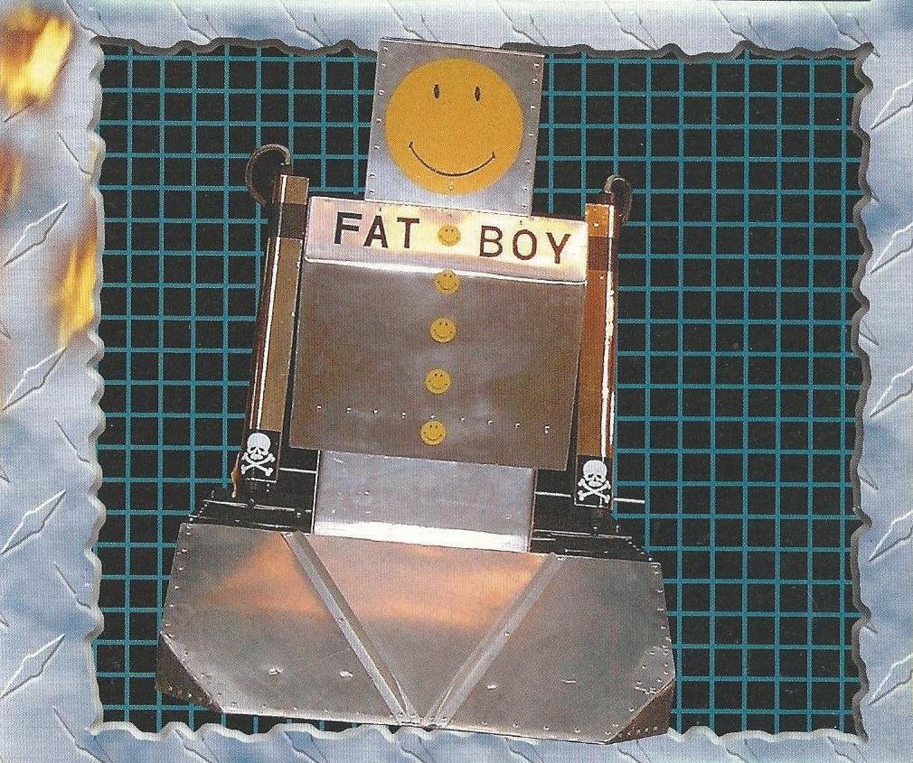 Fat Boy Tin