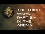 Robot Wars History Podcast- The History of Series 3 - Part 2 - In The Arena