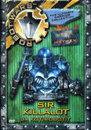 Scandinavian Sir Killalot and the House Robots DVD Finnish