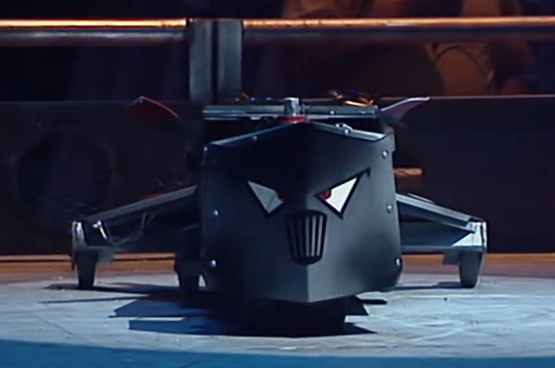 Robot Wars: The Third Wars/Heat F