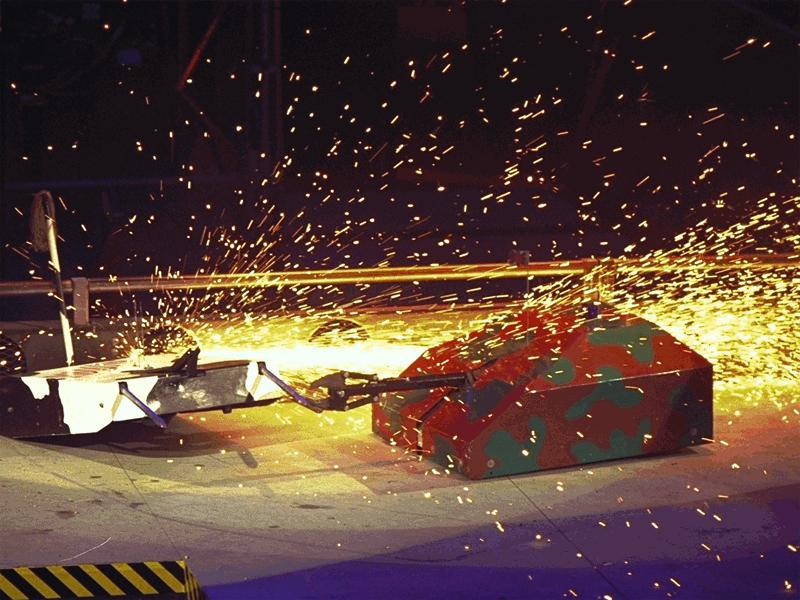 Robot Wars Arena/Series 3