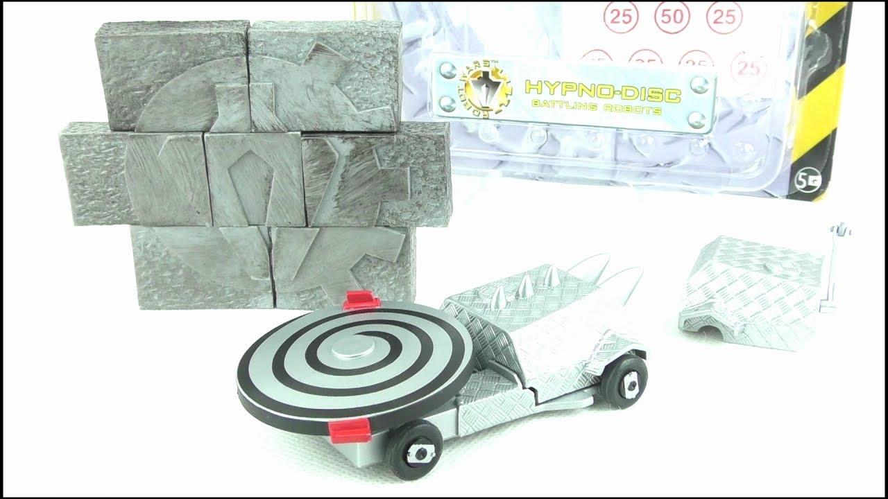 Hypno-Disc/Pullback