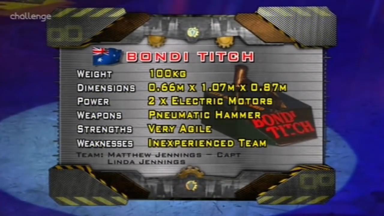 Bondi Titch