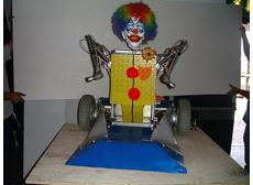 Conquering Clown